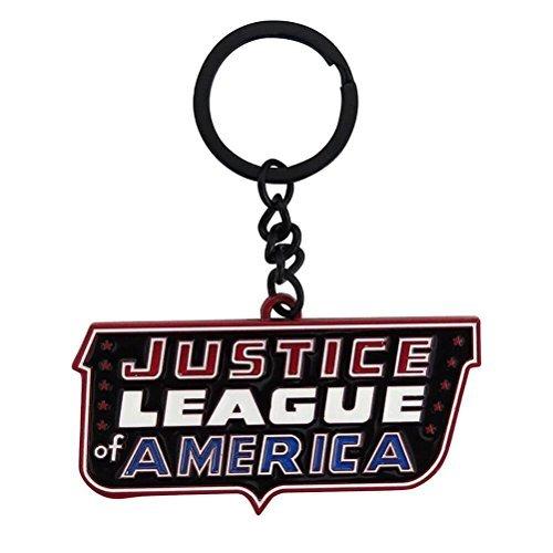 Justice League of America Classic Logo Keychain Classic Logo Keychain
