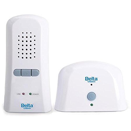 Delta Children's Products Safe-n-Clear Digital Audio Baby Mo