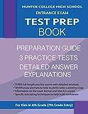 Hunter College High School Entrance Exam Test Prep