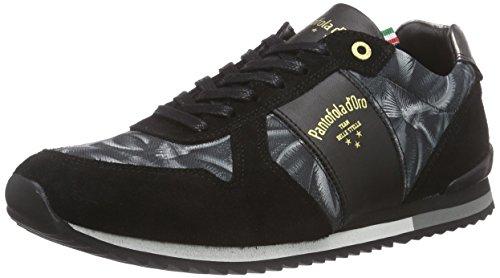 Pantofola d'Oro Teramo Print - Zapatillas Hombre Gris