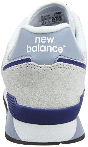 New Uomo Balance white U446 Bianco Stivaletti RwRU6