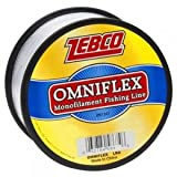 6lb Test Omniflex Monofilament Fishing Line 700 Yards Review