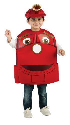 [Chugginton Wilson Costume - Toddler] (Wilson Chuggington Halloween Costume)