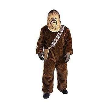 Disfraz de Chewbacca de Star Wars para hombre Única