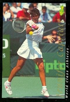 6a952e0ce5b9b Amazon.com: Jennifer Capriati Trading Card (Tennis) 1992 Classic #3 ...