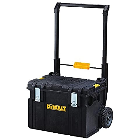 DEWALT DWST08250 Tough System DS450 Mobile Storage (Tough Chest)
