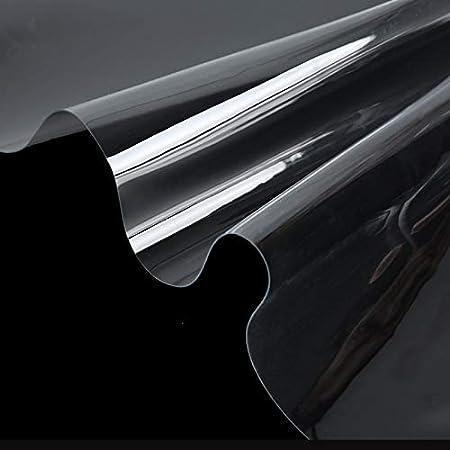 M2 gr/ö/ße : 2x3m YUN-X Wasserdichte klare Plane f/ür schwere Zwecke mit /Ösen , Rei/ßfestigkeit verdickt verst/ärkter Regenschutz-Sonnenschutz im Freien , 0,7 mm 500G