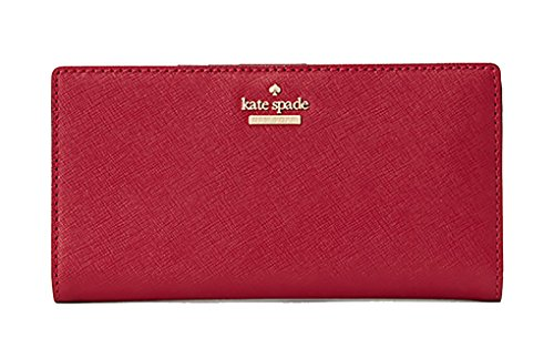 Kate Spade New York Cameron Street Stacy Wallet (Tempranillo) from Kate Spade New York