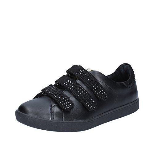 Sintetico DonnaNero Jo Sneakers Camoscio Pelle Liu xwqFg7R4