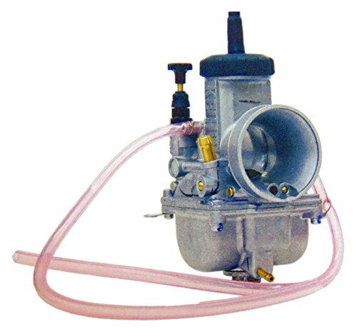 Genuine Keihin Fuel Carburetor Carb 34mm PJ34 Oval Slide ATV Offroad Motorcycles -