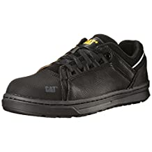Cat Footwear Women's CONCAVE LO ST CSA Work Oxford Steel Toe