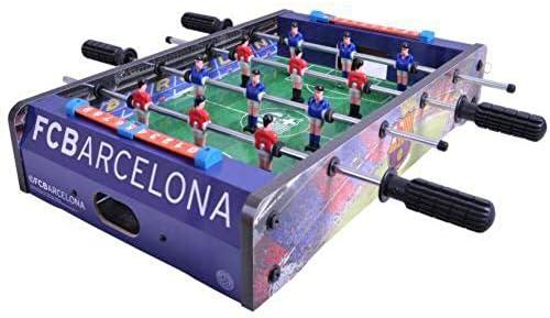 FCB Barcelona Kids bc03826 Juegos Mesa, Multicolor, 50,8 cm: Amazon.es: Deportes y aire libre