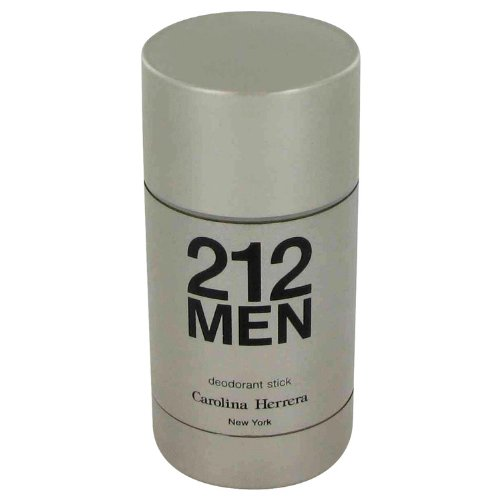 212 By CAROLINA HERRERA For Men 2.5 oz Deodorant Stick