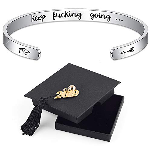 IEFSHINY High School Graduation Gifts - Keep Going