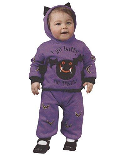 Itty Bitty Bat Costume Baby - 6-12 Mos -