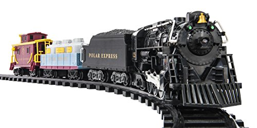 Freight Express Train (Lionel Trains Polar Express G-Gauge Freight Train Set)