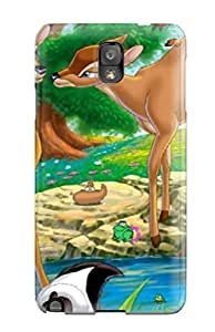 New Style ZippyDoritEduard Beautiful Disney Animated Premium Tpu Cover Case For Galaxy Note 3