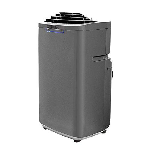 Whynter 13,000 BTU Portable Air Conditioner Gray ARC-131GD