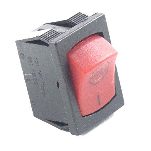 Husqvarna 545049309 Line Trimmer Start/Stop Switch Genuine Original Equipment Manufacturer (OEM) Part for Husqvarna, Poulan, McCulloch