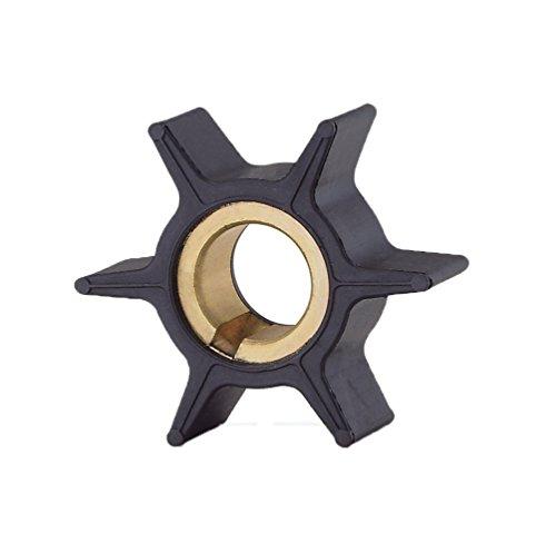 (Full Power Plus Impeller Replacement for Honda 19210-ZV5-003 35/40/45/50HP Brass hub)