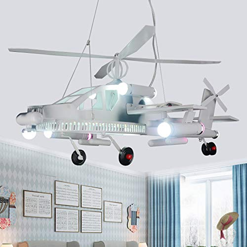 Airplane Pendant Light Fixture in US - 7