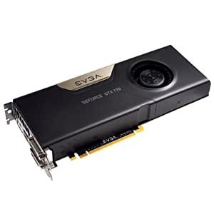 Amazon.com: EVGA GeForce GTX770 tarjeta gráfica (2 GB, GDDR5 ...