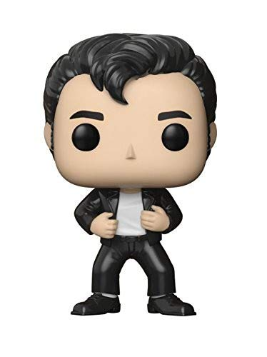 Funko POP! Movies: Grease Danny Zuko Collectible Figure, Multicolor -
