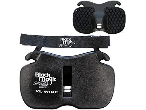 Black Magic Tackle Equalizer Fighting Gimbal Belt - XL Wide