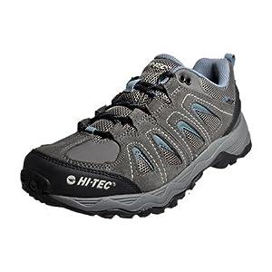 Hi-Tec Men's Signal Hill Waterproof Lace up Sneaker Sport Shoe