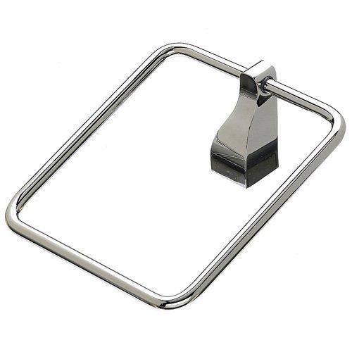 Top Knob Aqua Bath Towel Ring - AQ5PN - Polished Nickel