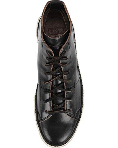 Frye Mens Gates Chaussures Chukka Haute - 81169-whs Noir