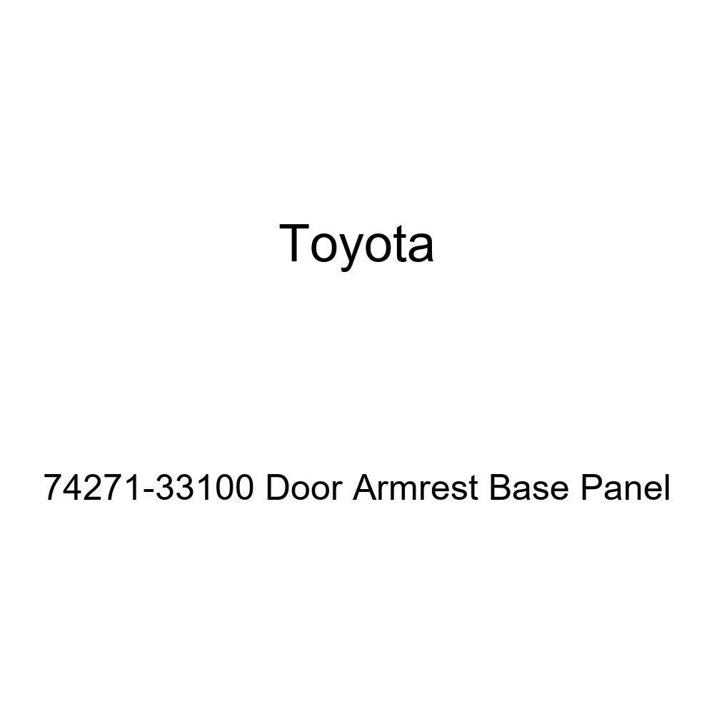 TOYOTA Genuine 74271-33100 Door Armrest Base Panel