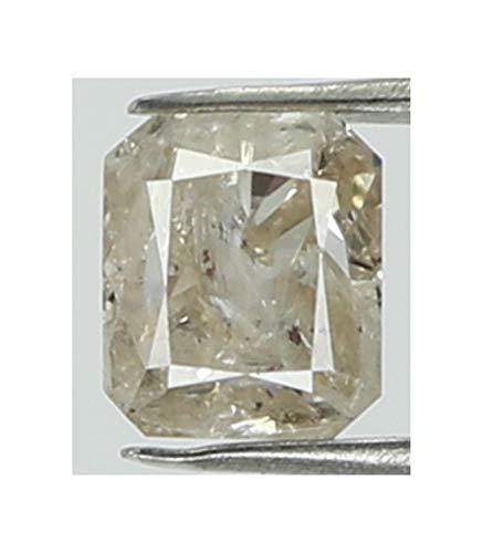 0.38 Ct Emerald Cut Diamond - 4