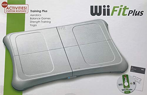 (Wii Fit Plus with Balance Board (New, Brown Box)