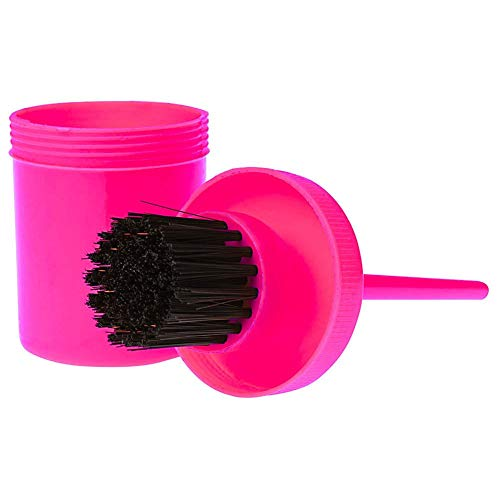 Roma Brights Hoof Oil Brush & Bucket