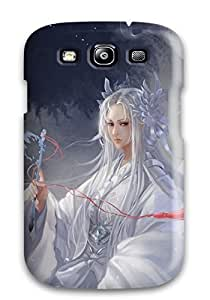 New Arrival Premium S3 Case Cover For Galaxy (calligraphy)