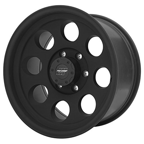 Pro Comp Alloy 7069-7983 Xtreme Alloys Series 7069 Black Fin