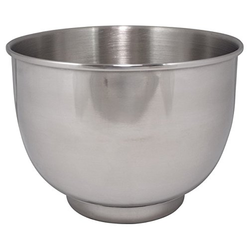 Replacement Small Stainless Steel Bowl Fits Sunbeam & Oster Mixers