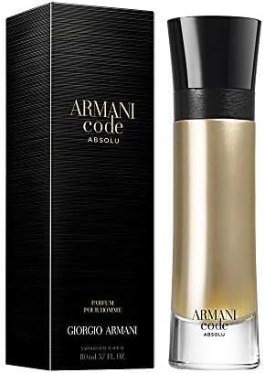 Giorgio Armani Code Absolu EDP Eau de Parfum For Men 3.7oz
