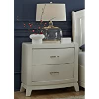 Liberty Furniture 205-BR61 Avalon II Night Stand, 28 x 17 x 28, White Truffle