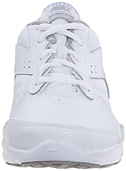 Nike Women's Core Motion Tr 2 Cross Training Shoe, Whitemetallic Silverflt Silver, 7 B(m) Us 3