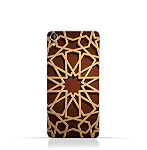 AMC Design Infinix Smart X5010 TPU Silicone Case with Arabic Geometric Pattern