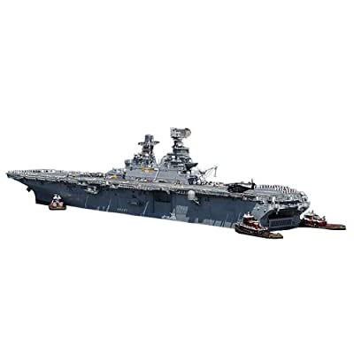 Gallery Models USS Iwo Jima LHD-7 Boat Model Kit