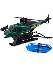 Helicóptero Jungle Force com Fricção Cardoso Verde