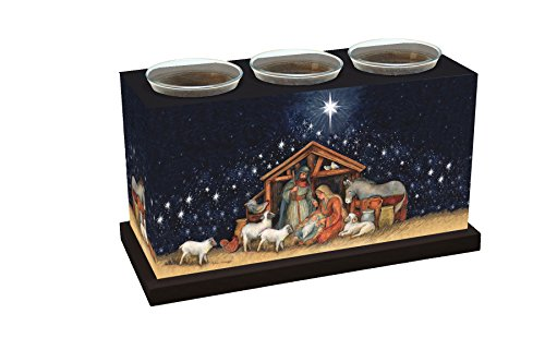 (Lang Holy Family Votive Box by Susan Winget)