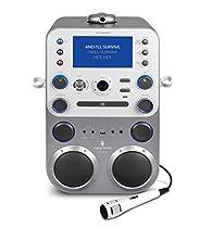 Singing Machine STVG888 Bluetooth Digital Audio Streaming Karaoke System