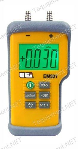 UEI Test Instruments EM201 Differential Digital Manometer