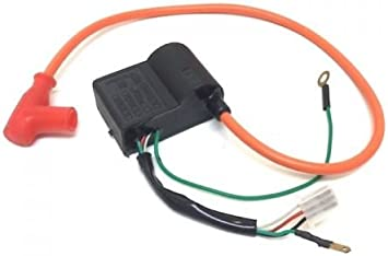 Tuning Cdi Ignition Coil Zündeinheit For Malaguti F10 F12 F15 Beta Ark 50 Auto