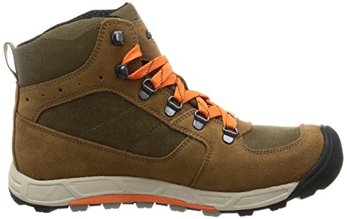 Brown Passeggio Waterproof Mid Westward da KEEN Stivali YXOxq