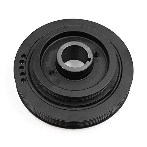 Harmonic Balancer Crankshaft Drive Belt Pulley for 96-00 Toyota Rav4 ()